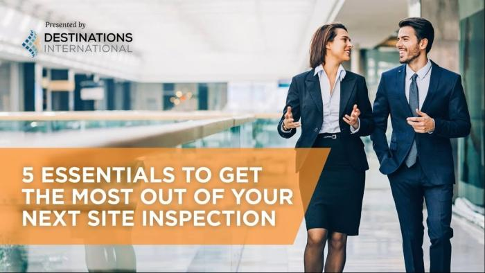 Embedded thumbnail for 5 Essentials to Get the Most Out of Your Site Inspection